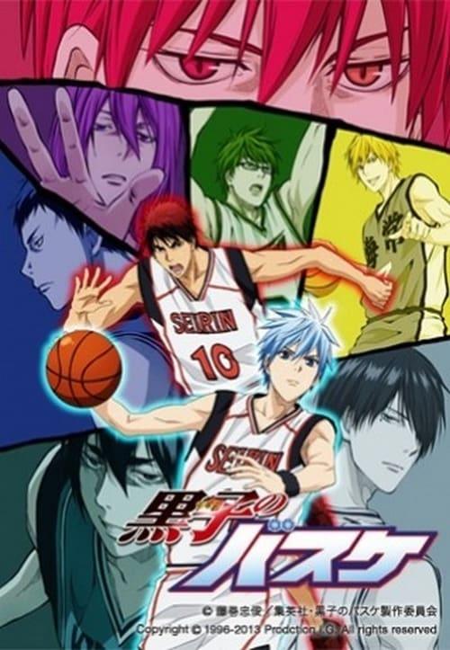 Kuroko no Basket คุโรโกะ โนะ บาสเก็ต (ภาค2) ซับไทย ตอนที่ 1-25